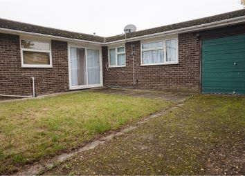 Thumbnail 2 bed bungalow for sale in Bardney, Peterborough