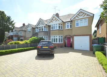 Thumbnail 4 bed semi-detached house to rent in Sandy Way, Walton-On-Thames, Surrey