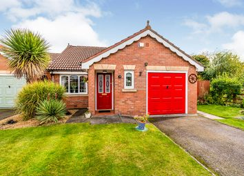 Thumbnail 2 bed bungalow for sale in Damson Close, Willenhall, West Midlands