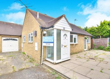 Thumbnail 2 bed bungalow for sale in Knoll Close, Sherington, Newport Pagnell, Buckinghamshire