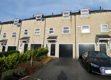 Thumbnail 4 bed terraced house for sale in Chancery Court, Ossett