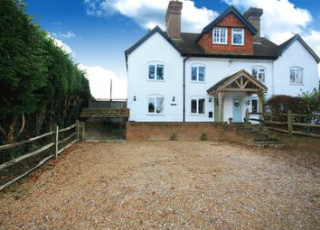 Thumbnail 2 bed semi-detached house to rent in Crawley Road, Horsham, West Sussex