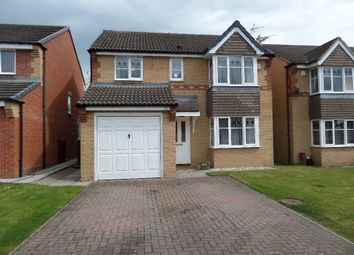Thumbnail 4 bed detached house for sale in Patenson Court, Newton Aycliffe