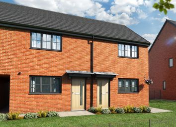 "Thumbnail 2 bed property for sale in ""The Haxby At Lakeside At Bridgewater Gardens"" at The Barge, Castlefields Avenue East, Runcorn"