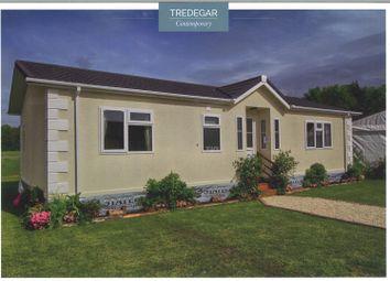 Thumbnail 2 bed mobile/park home for sale in Halsinger, Braunton