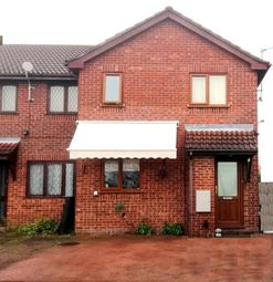 Thumbnail 1 bed terraced house for sale in Penrith Grove, Gunthorpe, Peterborough