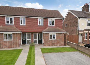 Thumbnail 4 bed semi-detached house for sale in Five Oak Green Road, Five Oak Green, Tonbridge