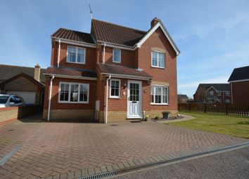 Thumbnail 4 bed detached house for sale in Porthole Close, Carlton Colville, Lowestoft