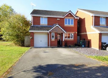 Thumbnail 4 bed detached house for sale in Trygrove, Abbeymead, Gloucester