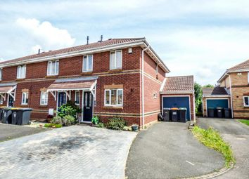 Thumbnail 3 bedroom end terrace house for sale in Bedford, Beds
