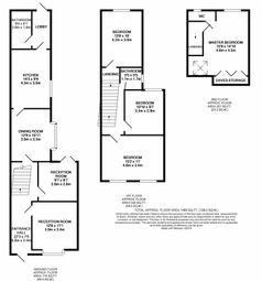 Thumbnail 4 bed terraced house for sale in Leslie Road, London