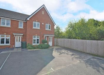 Thumbnail 3 bed semi-detached house for sale in High-Spec Modern House, Rhymney Way, Newport