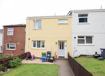 Thumbnail 3 bed terraced house for sale in Usk Court, Thornhill, Cwmbran