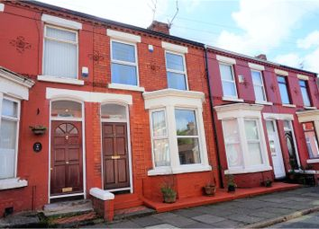 Thumbnail 3 bedroom terraced house for sale in Truro Road, Liverpool