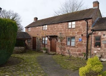 Thumbnail 1 bed cottage to rent in Lightwoods, Market Drayton