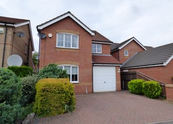 Thumbnail 3 bed detached house to rent in Kestrel Drive, Louth