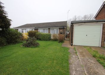 Thumbnail 2 bed semi-detached bungalow for sale in Rectory Avenue, Ashingdon, Rochford