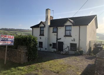 Thumbnail 4 bed detached house for sale in English Bicknor, Coleford