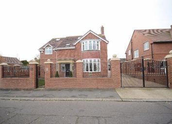 Thumbnail 5 bed detached house for sale in Dene House Road, Seaham
