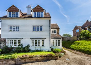 Thumbnail 4 bed semi-detached house for sale in Chafford Lane, Fordcombe, Tunbridge Wells