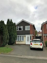Thumbnail 3 bedroom detached house to rent in Helenny Close, Wolverhampton