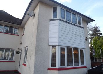 Thumbnail 3 bedroom semi-detached house to rent in Fairwater Grove West, Llandaff, Cardiff