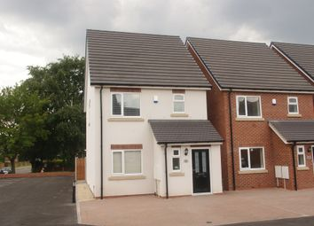 Thumbnail 4 bed detached house for sale in Stroud Avenue, Willenhall