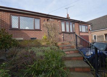 Thumbnail 2 bedroom detached bungalow for sale in Mount Pleasant Drive, Belper, Derbyshire