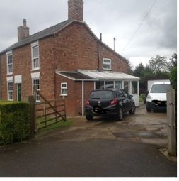 Thumbnail 2 bed cottage to rent in Fieldside, Mareham Le Fen