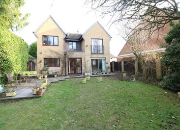 Thumbnail 5 bed detached house for sale in Rushden Road, Wymington, North Beds