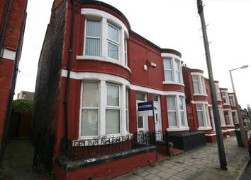 Thumbnail 2 bed terraced house for sale in Eastcroft Road, Wallasey