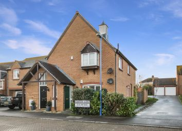 Thumbnail 2 bed flat for sale in Robinson Close, Selsey, Chichester
