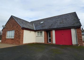 Thumbnail 4 bed detached bungalow for sale in Blennerhasset, Wigton, Cumbria