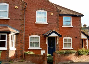 Thumbnail 3 bed mews house for sale in Albany Road, Hersham, Walton-On-Thames