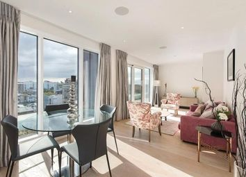 Thumbnail 3 bed flat for sale in Central Avenue, Fulham Riverside