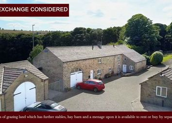 Thumbnail 4 bed farmhouse for sale in Palace Wood Farm, Barnsley Road, Wakefield