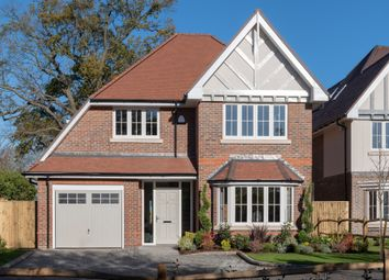 Thumbnail 4 bed detached house for sale in Hillcrest, Fern Acre Gardens, Jackets Lane, Northwood