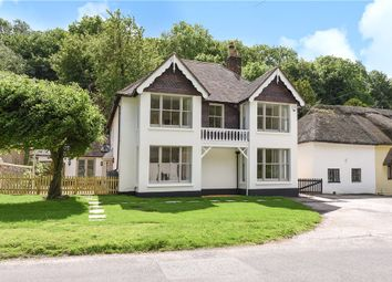 Thumbnail 4 bed detached house for sale in Milton Abbas, Blandford Forum