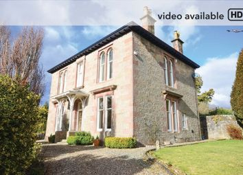 Thumbnail 5 bed detached house for sale in Glasgow Street, Helensburgh