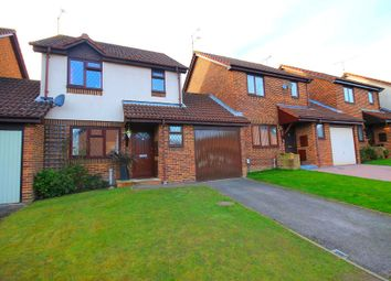 Thumbnail 3 bed detached house to rent in Membury Close, Frimley, Camberley