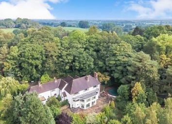 Thumbnail 4 bedroom link-detached house for sale in Castle Hill, Prestbury, Cheshire, Uk