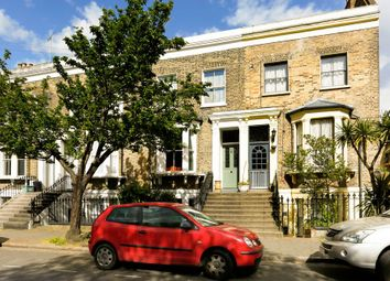 Thumbnail 4 bed terraced house for sale in Poole Road, London