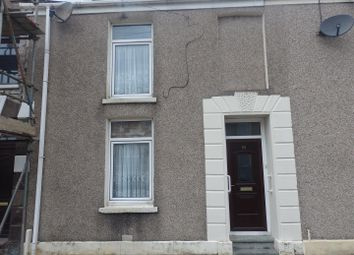 Thumbnail 2 bedroom terraced house for sale in Glanmor Place, Llanelli