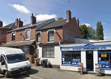 Thumbnail 1 bed flat to rent in Alexandra Road, Swadlincote