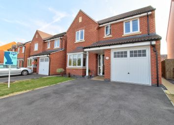 Thumbnail 4 bed detached house for sale in The Dukeries, Mansfield