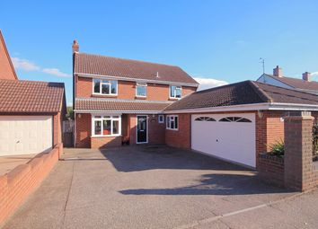 Thumbnail 4 bed detached house for sale in Panfield Lane, Braintree