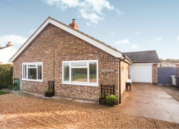 Thumbnail 3 bedroom detached bungalow for sale in Tumby Road, Coningsby