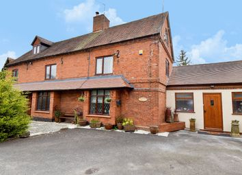 Thumbnail 5 bed cottage for sale in Beoley Lane, Beoley, Redditch