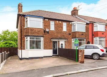 Thumbnail 3 bed terraced house for sale in Ashford Avenue, Middlesbrough