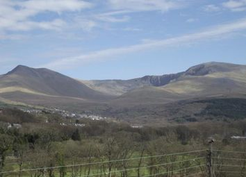 Thumbnail 5 bed detached house for sale in Hen Durnpike, Tregarth, Gwynedd